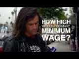How High Would You Make The Minimum Wage?