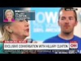 Hillary Clinton Refuses To Talk About Her Conversation With Colin Powell