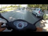 How To Survive In Turkish Roads With A Scooter?