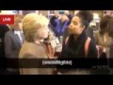 Hillary Clinton Confronted Over Black Superpredators & Somali Africans 3-1-2016