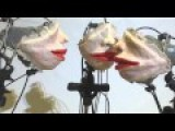 Here's Some Disembodied, 'Moo'-ing Robot Mouths Trying To Lick One Another