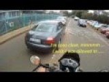 High Speed Stolen Car Chase With Motorbike &amp Police - DAKAR Clip 1