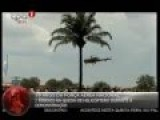 Helecopter Crash During Military Ceremony