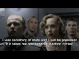 Hillary Clinton On Election Night - With Subtitles