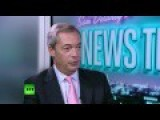 Hope Trump Builds Big Beautiful Wall - Farage