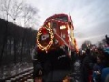 Here Comes The Holidays Train