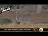 Hamas Soldier Hit An Israeli Position With An RPG