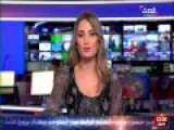 Hot Syrian Arabiya TV Anchor Using The F**k Word During An Interview With A Syrian Activist Rat