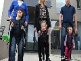 Harness Of Hope: Invention From Mother Of Wheelchair-bound Son Helps Him And Other Physically Impaired Children Walk For The First Time