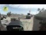 HD POV GoPro Scenes Capture Iraqs Popular Mobilizition Forces In Combat With ISIS East Of Ramadi