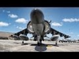 Harrier Plane Captain - Hearing Protection Required