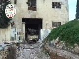 Heavy Urban Clashes Between Mujahideen And ASSad's Protectors Hidden In Civil Defense Building