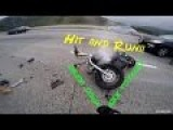 Hit And Run Accident! SKIP TO 50 SECONDS