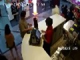 High Speed Thief Steal An Ipad
