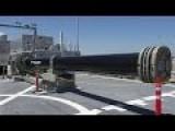 High-Tech Railgun Changes The Equation In Warfare
