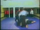 Hapkido Master Fighting
