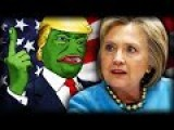 Hillary Clinton Attacks Donald Trump And The Alt-Right!