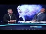 Hillary Clintin Attacks Alex Jones For 9-11 Truth