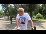 Humaniarian Aid In Oktoberskiy, Donetsk Today