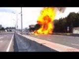 Hazmat Highway To Hell With High Pressure Gas Cylinders