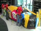 How NASCAR Cars Are Painted