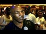 He's A Very Small, Scared Man - Mike Tyson On Floyd Mayweather Saying He's Better Than Ali