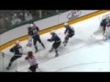 Hockey Fight - Canada Vs. USA Women's Teams