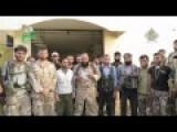 Harakat Nouraldin Al Zenki FSA Captured The Military Research Center In Western Aleppo City