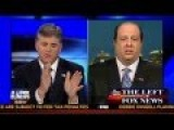 Hannity Mike Dickinson HEATED Debate Over Obamacare