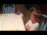 He Really Hates Girls: Little Boy Has A Meltdown When He Finds Out New Baby's Gender!