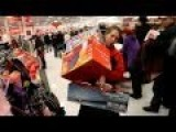 Here Beguins The Traditional Black Friday Hysteria Video Contest
