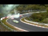 Hard Crash Seat Leon At The Nürburgring Nordschleife