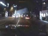 Hit And Run - Porsche 911 And Other Vehicles Chase Down And Block Vehicle From Getting Away
