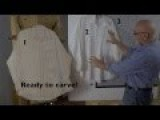 How To Carve A Wooden Shirt, By Chris Pye
