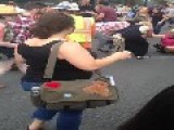 Hit And Run - San Diego Zombie Walk- 2014