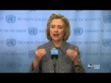 Hillary Clinton Addresses The Personal Email Controversy