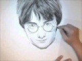 Harry Potter Daniel Radcliffe Drawing