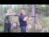 Home Made Black Powder Bazooka