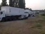 Humanitarian Convoy From Russia To Ukraine