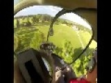 Helicopter Pilot Saves Kid's Rc-plane
