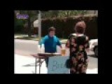 Hilarious!!! Boy Sells Beer On The Street Prank