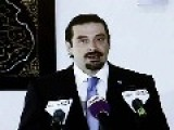 Hariri Announces $1B Saudi Grant To Fight Terrorism
