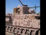 Historic WWII Tanks Found In Iraq In 2003