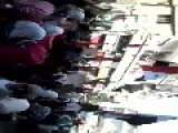 Huge Rally In Syria Today In Support Of Assad