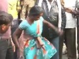Hot Indian Women Beating Horny Indian Molester Street Justice