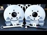 How To Replace Brake Pads And Rotors COMPLETE Guide