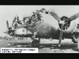 History - USAAF Bombers Damaged Shot Down
