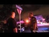 Heroin Junkies Flee From Police