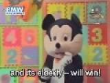 Hamas Mickey Mouse