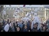 Hundreds Join Giant Pillow Fight In Romania